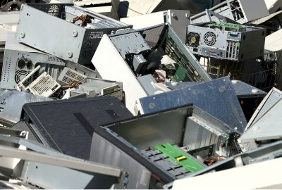 Reciclaje de material informatico en Barcelona recogida recompra RAEE